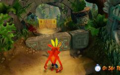 Crash Bandicoot N Sane Trilogy : première vidéo pour la version remastered sur PS4 !