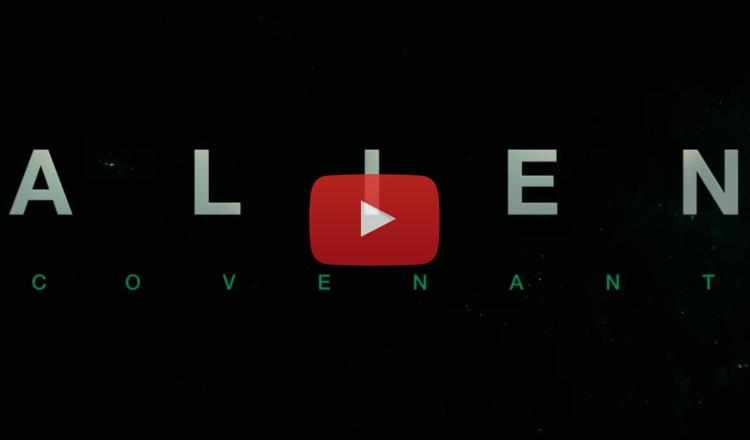 Le tout premier trailer d'Alien Covenant est terrifiant