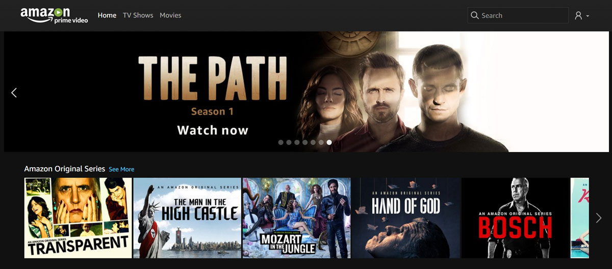 amazon prime video vod en france