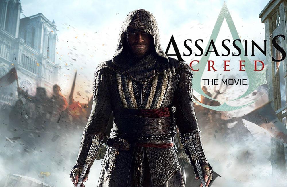 Assassins Creed Trailer Film