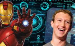Mark Zuckerberg présente Jarvis, son assistant virtuel avec la voix de Morgan Freeman