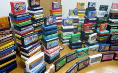 Une femme vend 1000 jeux NES de son mari pour s'acheter des sacs et des montres