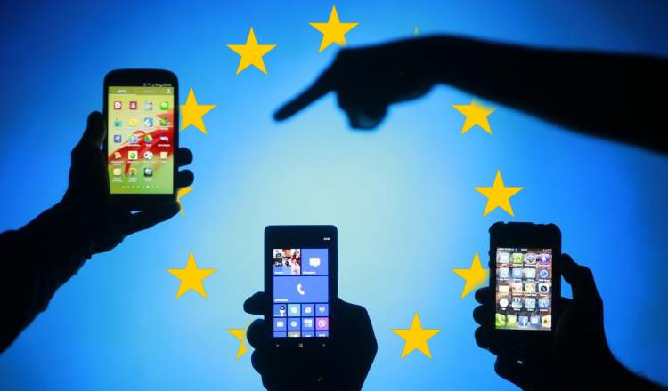 La fin des frais d'itinérance en Europe signifie aussi que vous pourrez utiliser votre forfait data partout sans limite