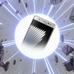 On sait enfin la cause des explosions du Samsung Galaxy Note 7