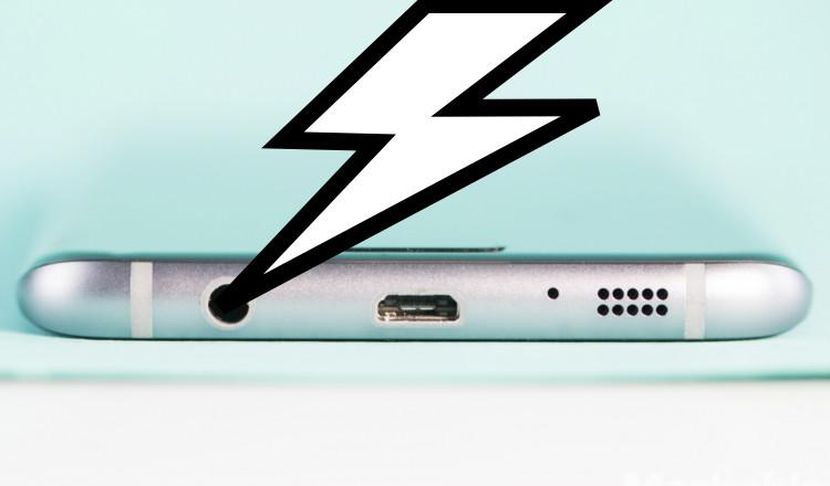 Galaxy S8 : vous avez ri avec Samsung de l'iPhone 7 ? Le S8 n'aura pas non plus de prise jack !