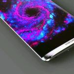 galaxy s8 design ecran sans bordure