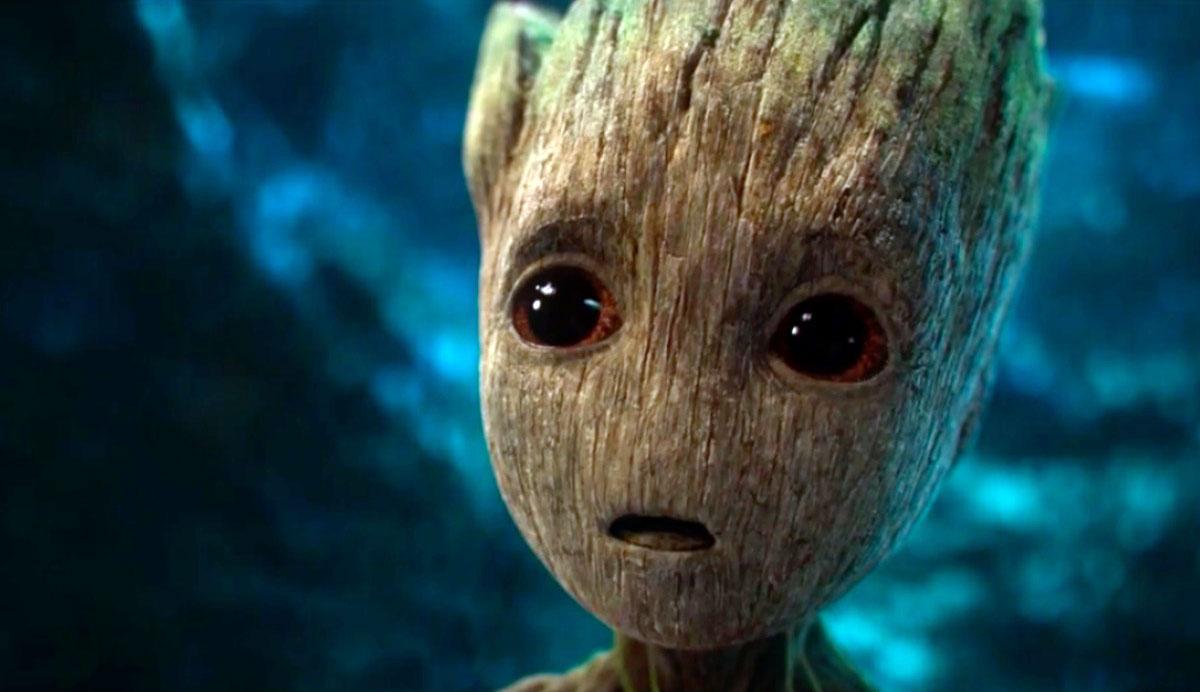 Gardiens de la Galaxie 2 : la nouvelle bande annonce avec bébé Groot