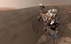 Mars : ces images prises par Curiosity sont à couper le souffle