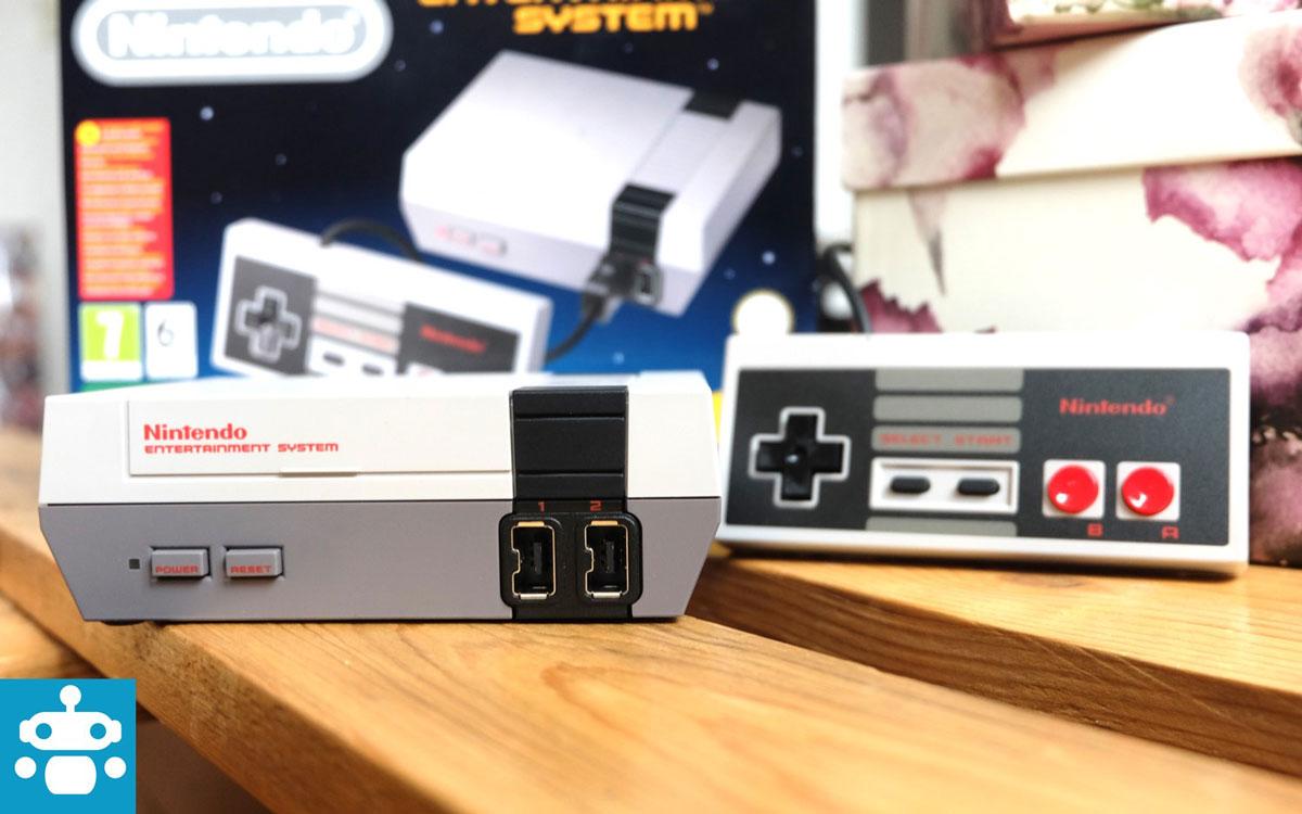 Amazon tease une annonce sur la Nintendo NES Classic Mini