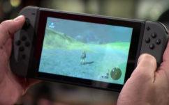 Zelda Breath of the Wild sur Nintendo Switch en vidéo chez Jimmy Fallon