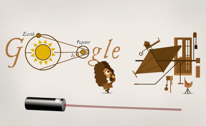 Sauriez-vous calculer la vitesse de la lumière ? Google célèbre la chose avec un doodle !