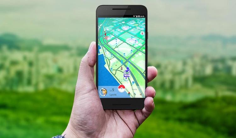 Le radar revient dans Pokémon GO grâce à une mise à jour !