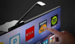 Votre télévision peut facilement se transformer en tablette géante Android