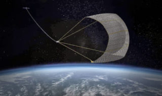 Un filet de pêche magnétique de conception japonaise est en phase de test pour attraper les débris spatiaux en orbite
