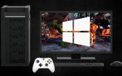 Windows 10 : un «mode jeu» arrive, pour un maximum de performances