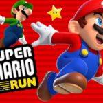 Super Mario Run mise a jour