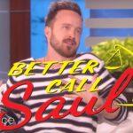 Better Call Saul : Aaron Paul laisse entendre qu'il sera dans la saison 3 [vidéo]