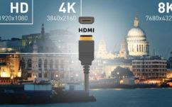 CES 2017 : HDMI 2.1 aura des débits pensés pour la 8K et la VR