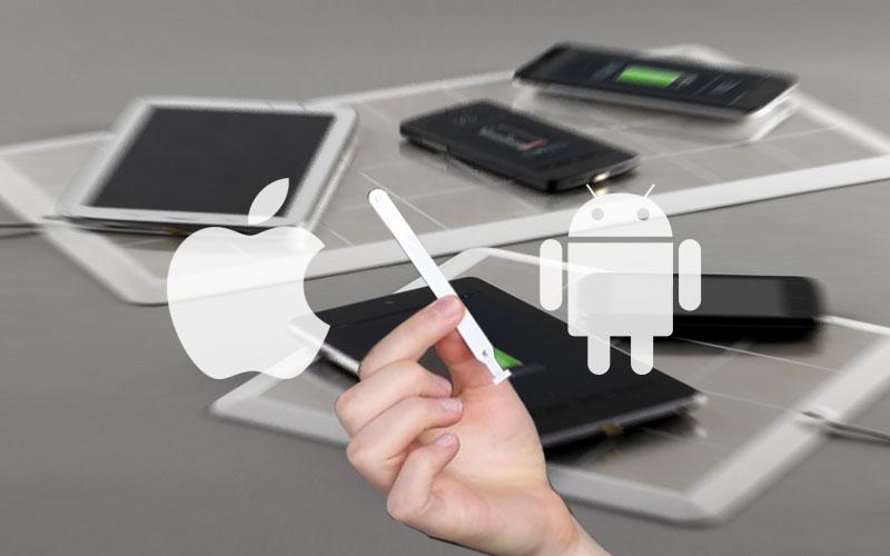 Ces 2017 : un sticker fabriqué par energysquare recharge sans-fil tous les smartphone