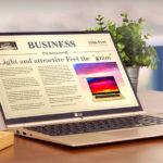 LG profite du CES 2017 pour présenter LG Gram, 24h d'autonomie