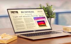 CES 2017 : voici les LG Gram, PC ultraportables avec 24h d'autonomie