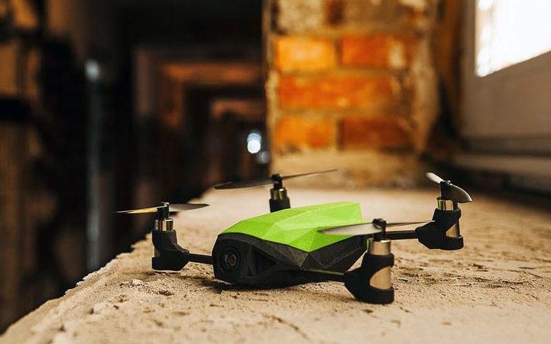 make a drone camera