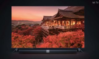 """CES 2017 : Xiaomi dévoile Mi TV 4, écran borderless """"plus fin que l'iPhone 7"""""""