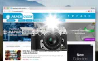 Comment faire une capture d'écran d'une page web entière