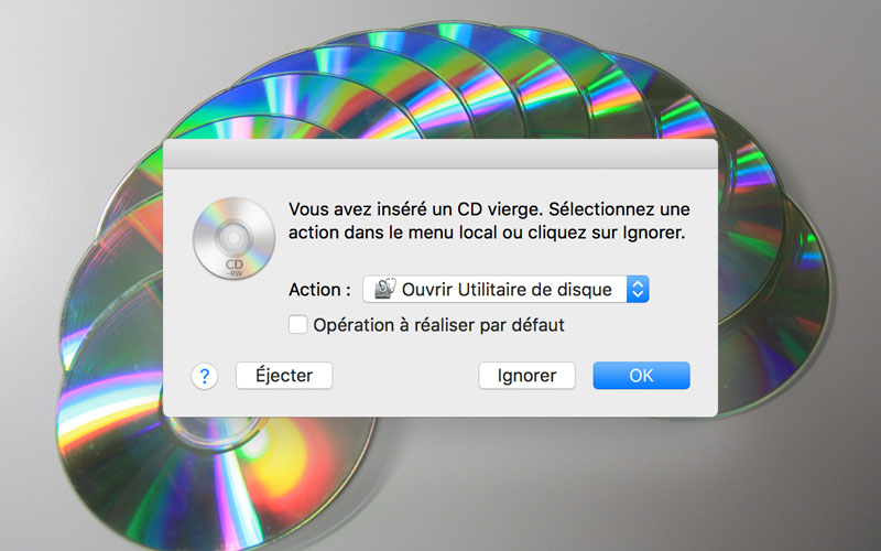 comment graver cd mp3 sur mac