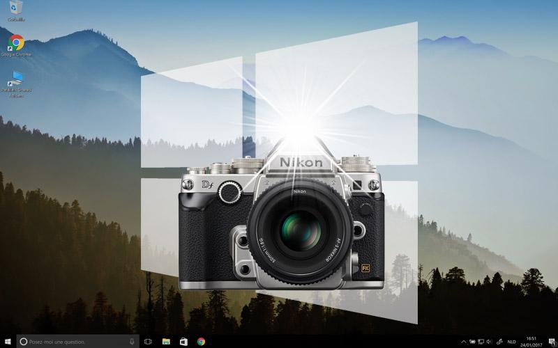 comment prendre capture ecran windows 10