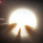 L'étoile «apprivoisée par les aliens» se serait juste fait un festin galactique