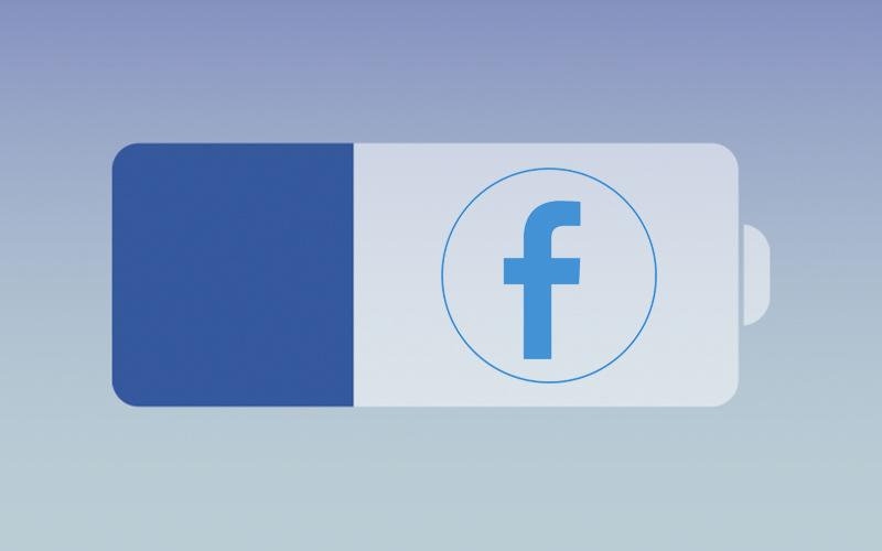 facebook aurait enfin regle impact applications sur batterie
