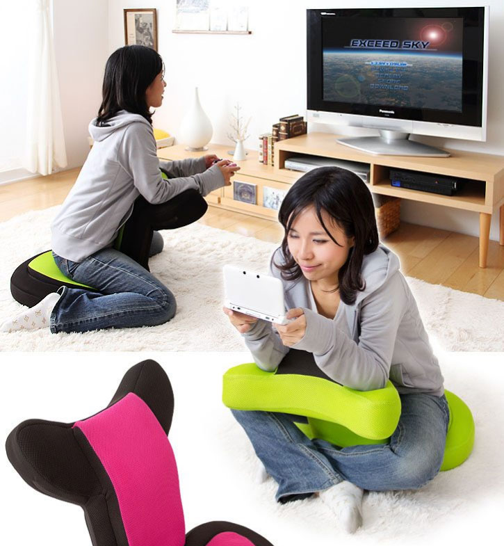 Japon invente pour les gamers Le ultime Buddyla chaise gb7mf6IYyv