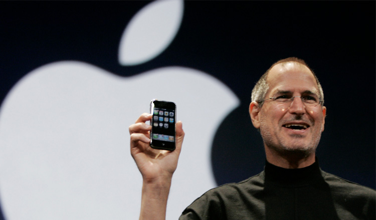 iphone 10 ans steve jobs keynote historique video