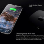 iphone 8 concept chargeur