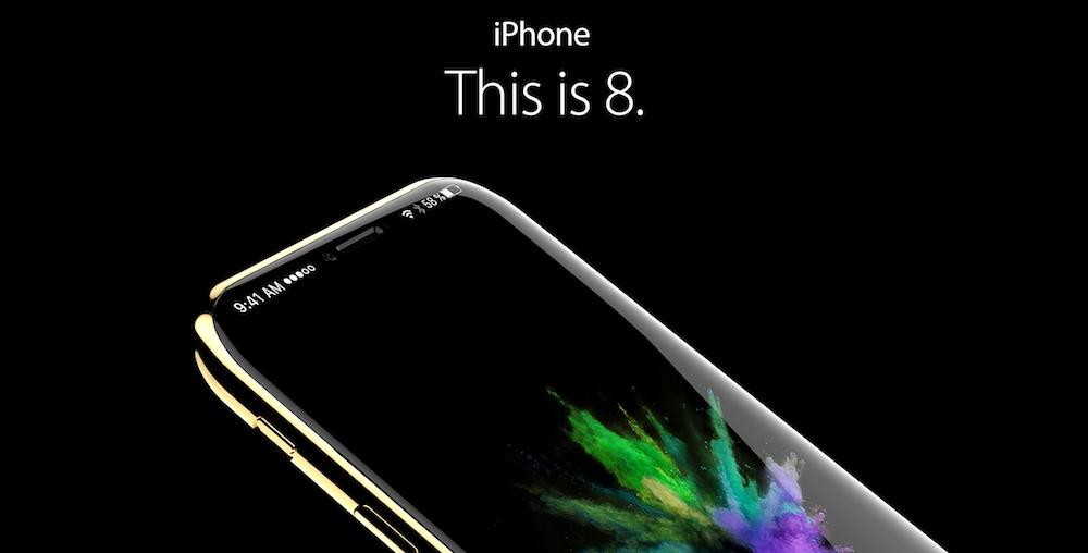 iphone 8 epoustouflant concept borderless plausible selon rumeurs