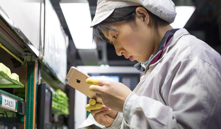 Pour produire les iPhone, Foxconn, le sous traitant d'Apple aura recours aux robots, désormais et détruira des emplois