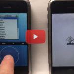 iphone premiers prototypes ios etaient tres moches preuve video