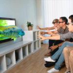 televiseurs 3d gadget disparaitre 2017