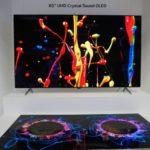 LG Acoustic Surface OLED UHD Crystal Sound