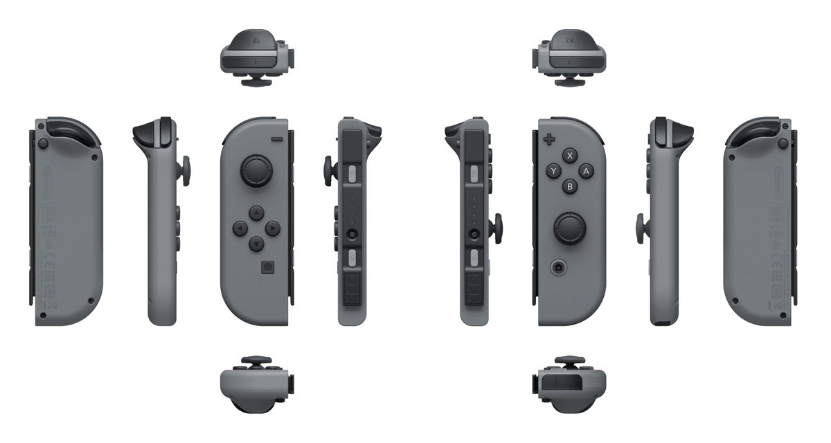 manette joy con detail