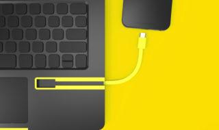 CES 2017 : Mirabook, pour transformer votre smartphone en PC portable