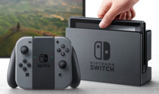 Nintendo Switch : batterie de 4310 mAh et recharge rapide