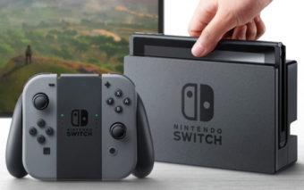 Nintendo Switch : batterie de 4310 mAh et recharge rapide