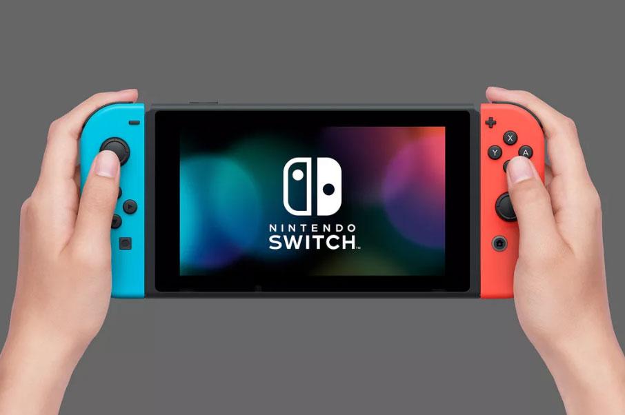 nintendo switch date sortie prix fiche technique