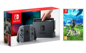 Nintendo Switch : un pack Zelda à 395€ sur Amazon, trop cher ?