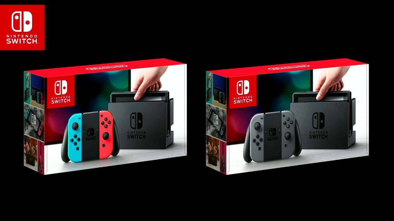 nintendo switch packs