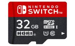 Nintendo Switch : voici les prix abusifs des cartes mémoires officielles