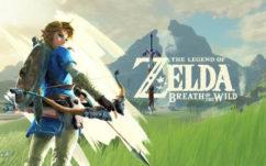 Nintendo Switch : Zelda tournera à 30 ips avec une résolution de 900p