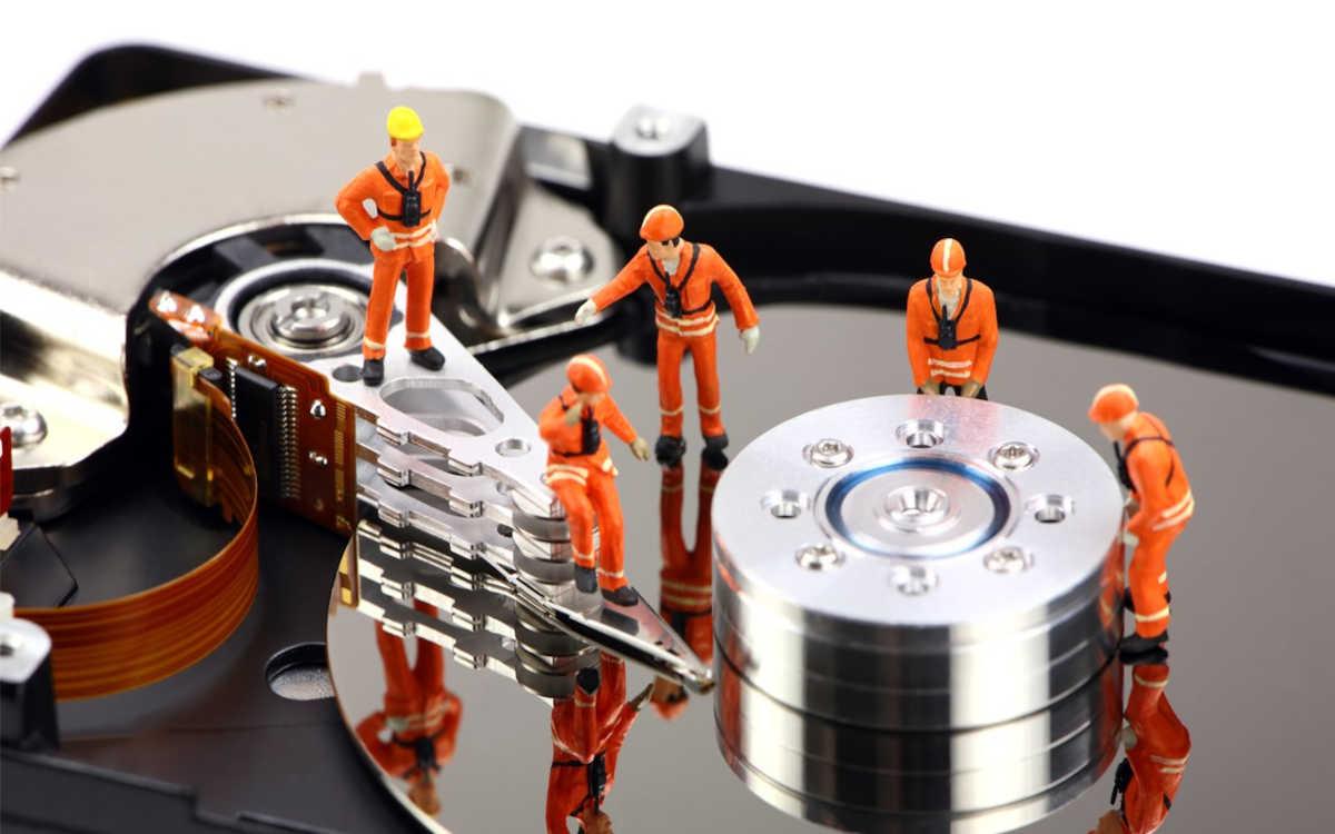 Format hard drive on PC, Mac, Linux